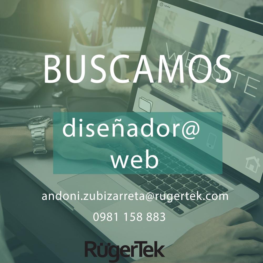 Oferta Laboral para Diseñadores Web en Paraguay