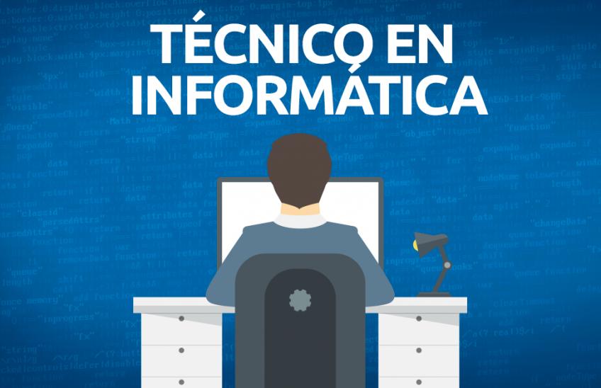 Oferta Laboral para Técnico en Informática