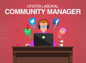 oferta laboral community manager