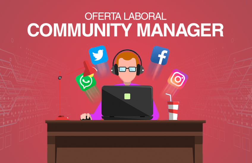 oferta laboral community manager